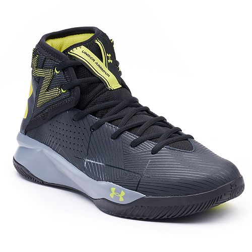 new products a1480 de62f Under Armour Rocket 2 Men's Basketball Shoes