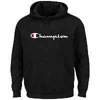 Big & Tall Men's Champion Fleece Pullover Hoodie