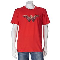 Men's DC Comics Wonder Woman Logo Tee
