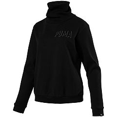 Women's PUMA Fusion Turtleneck Sweatshirt