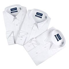 Men's Nick Graham Everywhere 3-pack Modern-Fit Dress Shirts