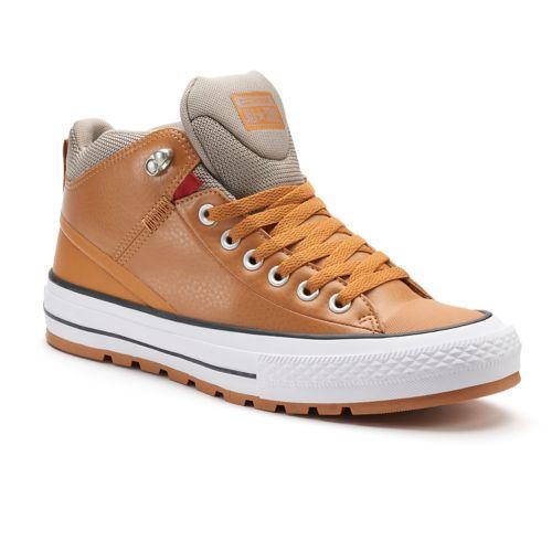 Converse All Star High Street Hi chaussures raw sugar/black raw sugar/black unisex