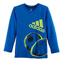 Boys 4-7x adidas Soccer & Football Graphic Tee