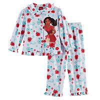 Disney's Elena of Avalor Toddler Girl 2 pc Top & Pants Pajama Set