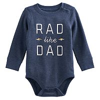 Baby Boy Jumping Beans® Graphic Thermal Bodysuit