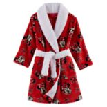 Disney's Minnie Mouse Toddler Girl Fleece Robe