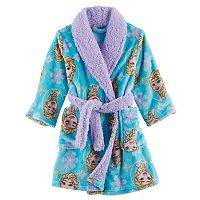 Disney's Frozen Elsa Toddler Girl Fleece Robe