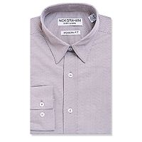 Men's Nick Graham Everywhere Modern-Fit Stretch Dress Shirt
