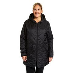 Plus Size Champion Reversible Quilted Jacket