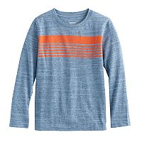 Boys 4-7x SONOMA Goods for Life™ Long-Sleeved Striped Tee