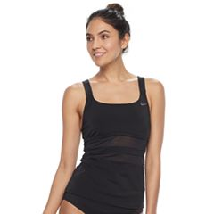 Women's Nike V-Back Tankini Top