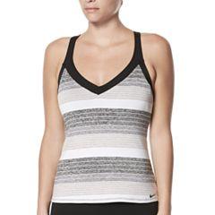 Women's Nike Adjustable Tankini Top