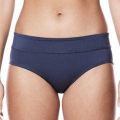 Women's Nike Moderate Brief Bikini Swim Bottoms