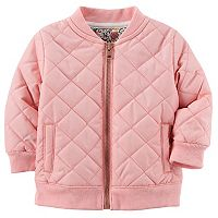 Baby Girl Carter's Quilted Jacket