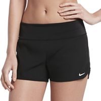 Women's Nike Solid Boardshort Swim Bottoms