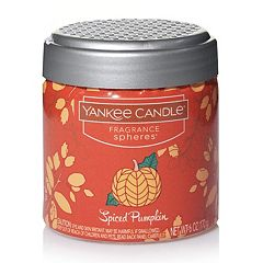 Yankee Candle Spiced Pumpkin 6-oz. Fragrance Spheres