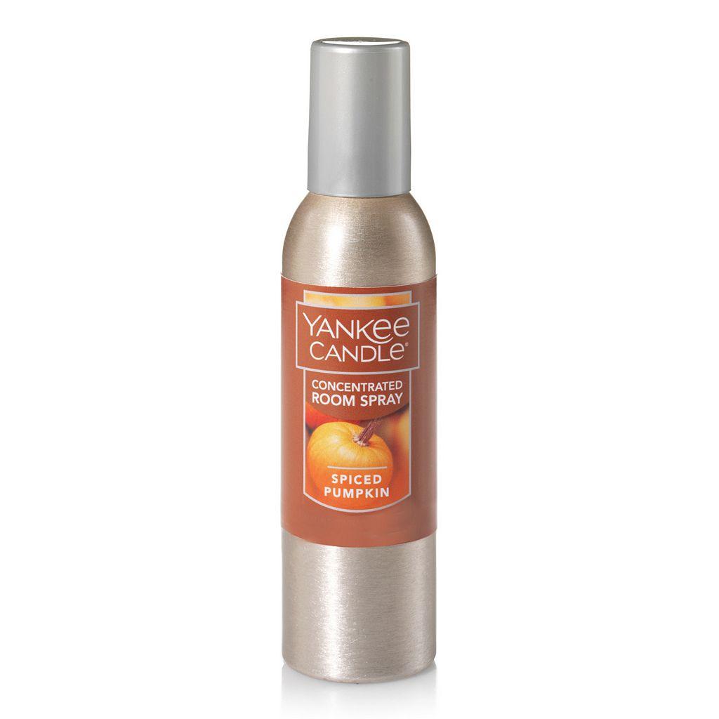 Yankee Candle Spiced Pumpkin Room Spray