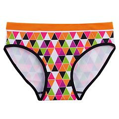 Girls 6-16 Maidenform Mosaic Triangle Seamless Hipster Panties