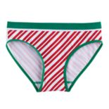 Girls 6-16 Maidenform Holiday Seamless Hipster Panties