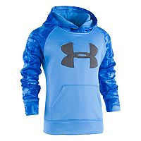 Toddler Boy Under Armour Abstract Logo Pullover Hoodie
