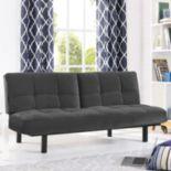 Serta Khloe Convertible Futon Sofa Bed
