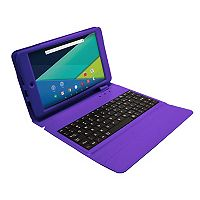 Visual Land Prestige Elite 8Qi Quad Core 16GB 8-Inch Android 5 Lollipop Tablet with Keyboard Case (8QIDC16MA )