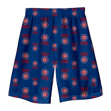 Toddler Chicago Cubs Logo Shorts