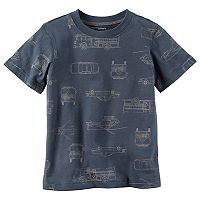 Boys 4-8 Carter's Print Graphic Tee