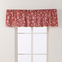 Chaps Home New Canaan Window Valance