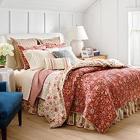 Chaps Home New Canaan Duvet Cover Set