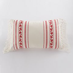 Chaps Home New Canaan Oblong Throw Pillow