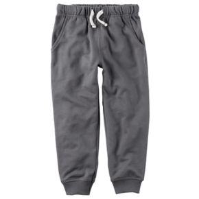 Boys 4-8 Carter's Jogger Pants