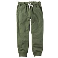 Boys 4-8 Carter's Jogger Pants