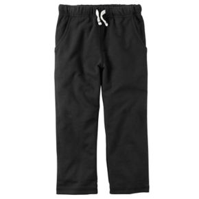 Boys 4-8 Carter's French Terry Pants