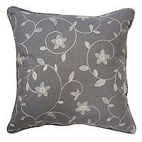 HFI La Mayflower Throw Pillow