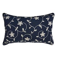 HFI La Mayflower Oblong Throw Pillow