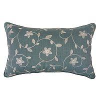 HFI La Mayflower Oblong Throw Pillow