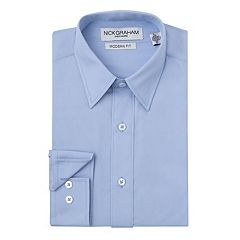 Men's Nick Graham Everywhere Modern-Fit Dress Shirt