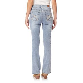 WallFlower Insta Stretch® Midrise Luscious Curvy Bootcut Jeans