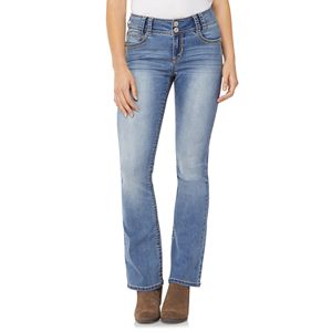 Juniors' WallFlower Insta Stretch® Luscious Curvy Bootcut Jeans