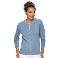 Women's Croft & Barrow® Essential Cardigan