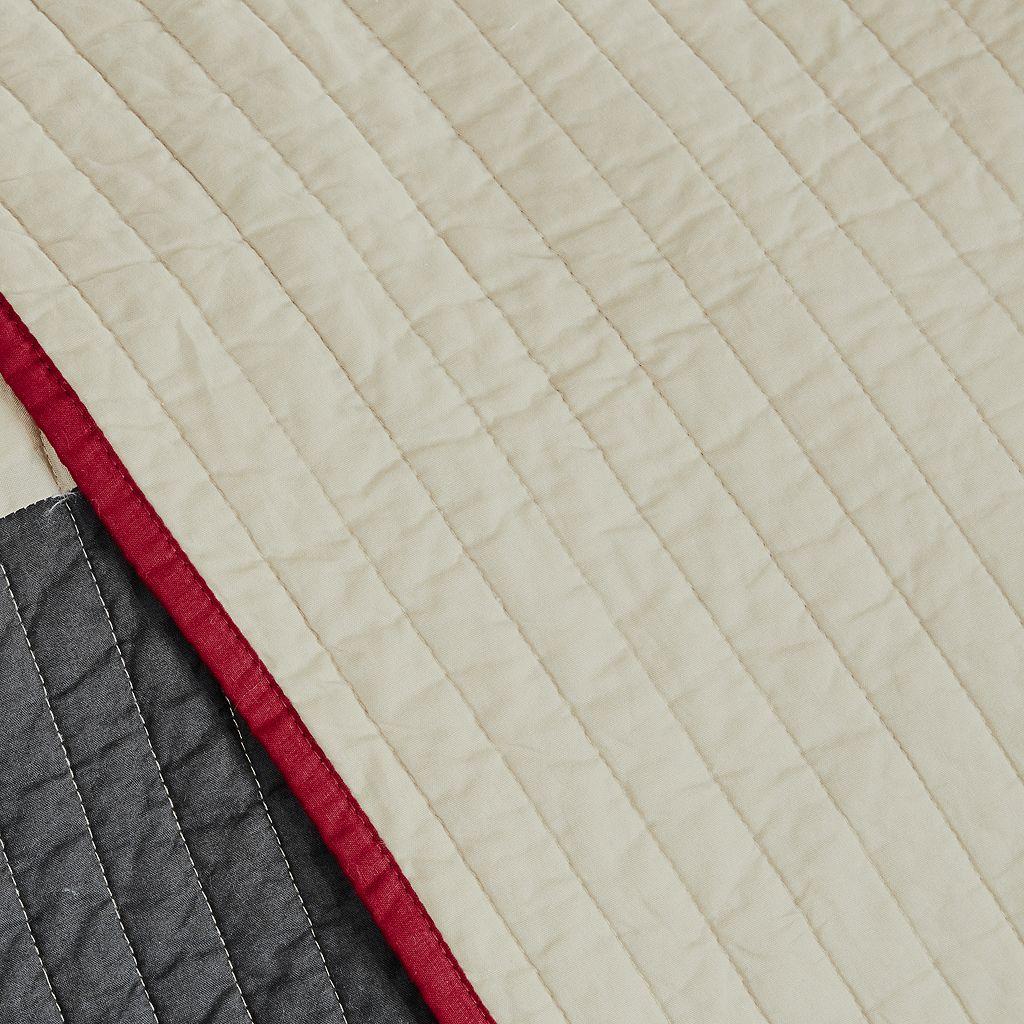 Woolrich 3-piece Huntington Plaid Quilt Set