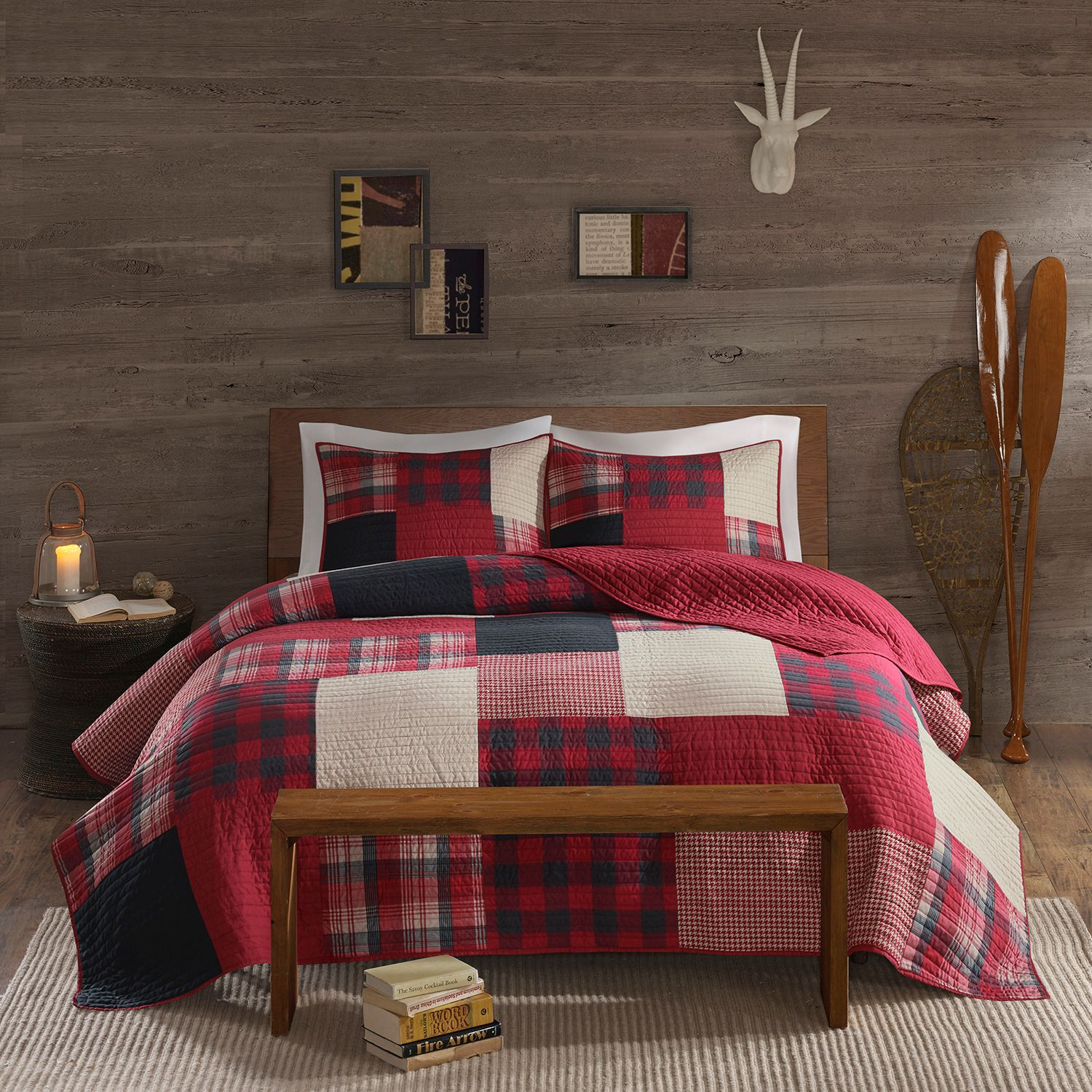 Rustic Bedding Find Bedding Sets For That Cabin Or Lodge Look Kohl S