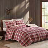 Woolrich 3-piece Tasha Plaid Quilt Set
