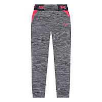 Girls 4-6x Nike Dri-FIT Space-Dyed Jogging Pants