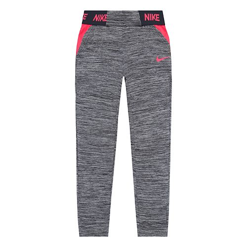 186a079faed6 Girls 4-6x Nike Dri-FIT Space-Dyed Jogging Pants