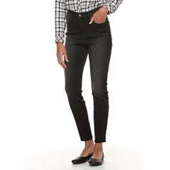 Petite Gloria Vanderbilt Amanda Skinny Jeans