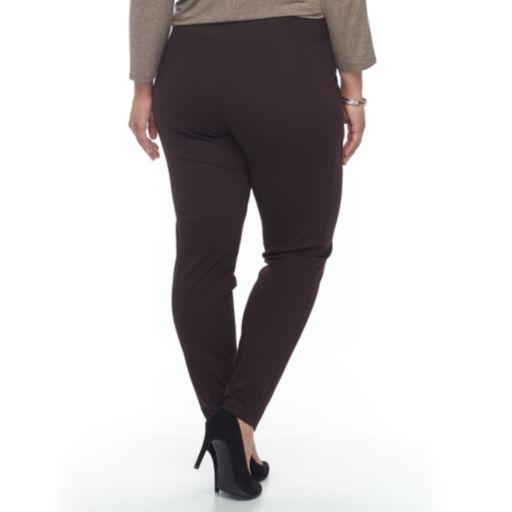 Plus Size Apt. 9® Tummy Control Leggings