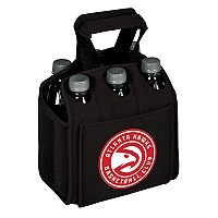 Picnic Time Atlanta Hawks Six Pack Insulated Beverage Carrier