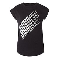 Girls 4-6x Nike Metallic Graphic Tee